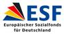 Europäischer Sozialfonds fü�r Deutschland