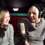 Nicole und Anna im Famous-Studio